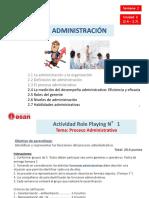 SEM 2_La Medicion Del Desempeño Hasta T. Adm. Científica 2018-2