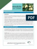 Fertilizantes y Sus Usos