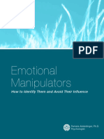 Emotional Manipulators