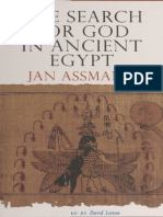 Jan Assmann, The Search for God in Ancient Egypt, 1984.