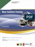 Modul Pelatihan Base Isolation StIRRRD Padang