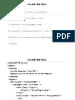Enlaces HTML Cap6
