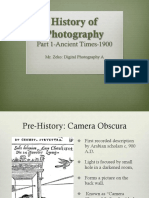 history of photo-part 1