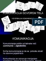 Seminarski Komunikacija Govorom Tela Gotov