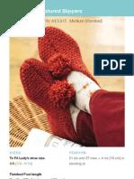 Patons Classic Wool 500861 13 Kn Slippers.en US