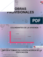 Obras Provisionales Diapositivas - Finalmelisaylaur