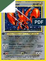 Pokemon Ccg 10 Neo Discovery 1