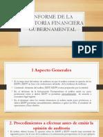 auditoria finan