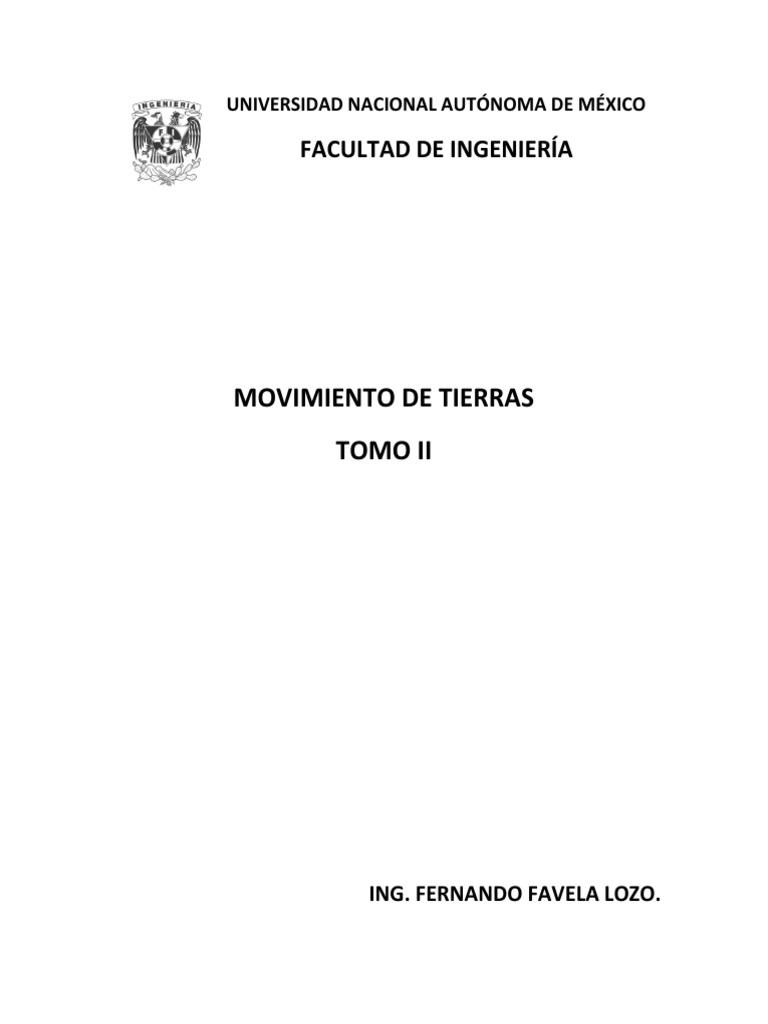 Apuntes de Movimiento de Tierras c83400c92938