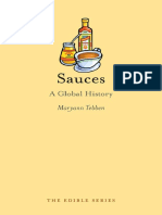 Sauces - A Global History