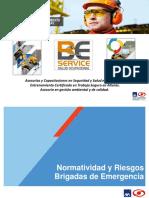 Normatividad y Riesgos de Brigadistas.ppt