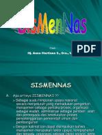 SISMENNAS