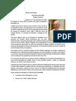Biografia Del Papa Francisco