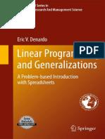 Denardo(2009)LinearProgramming