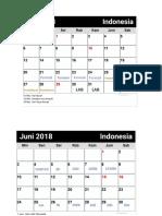 Jadwal Ukp Mei Juni