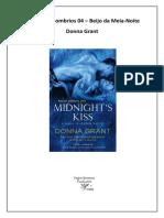 Guerreiros Sombrios - Livro 05 - Beijo da Meia-Noite - Donna Grant.pdf