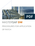 Mastersaf DW Procedures Application Patch