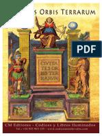 Catalogo Civitates Orbis Terrarum