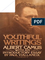 Camus, Albert - Youthful Writings (Vintage, 1977).pdf