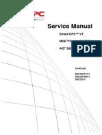 Smart VT - Service Manual