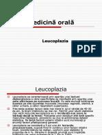 Leucoplazia