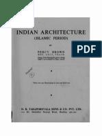 Percy Brown-Islamic Architecture.pdf