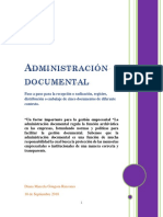 Administración Documental