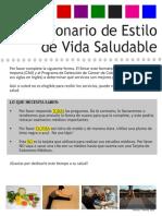 EWM Questionnaire Spanish