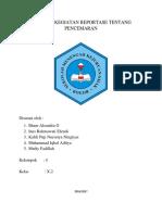 LAPORAN KEGIATAN REPORTASE TENTANG PENCEMARAN KEL.4.docx