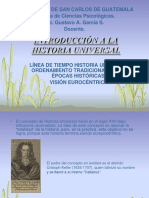 Introducción a La HistoriaUniversal