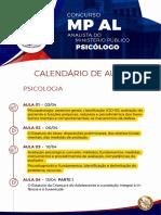 Calendario Mpal - Concursos Psi