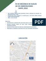 Proyecto Cimentaciones Av. Central-3