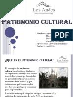 Patrimonio cultural de los andes.pptx