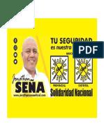 Plan de Gobierno de Solidaridad Nacional-rímac