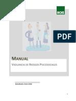 Manual Implementación Psicosocial