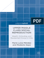 María Luisa Méndez, Modesto Gayo - Upper Middle Class Social Reproduction (2019, Springer International Publishing_Palgrave Macmillan)
