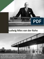 PRESENLACION Ludwig Mies van der Rohe.pptx