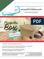 Frasqueira Box