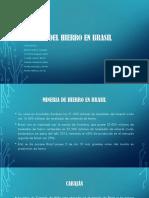 Mineria Del Hierro en Brasil