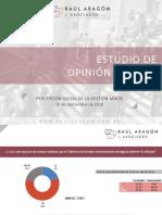 Raúl Aragón & Asoc. - Medidas económicas 2018