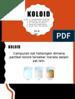 Koloid - KF