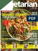 St.vegetarian Living - June 2018