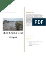 El Río Chillón y Sus Riesgos 2.0