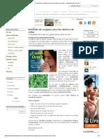 Remedio de Orégano Para Los Dolores de Oídos - PlantasParaCurar.com