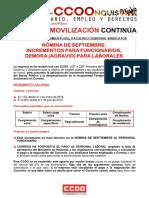 2415425-2018!09!11-Comunicado CCOO-Correos Acuerdo Salarial e IT