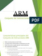Instrucciones ARM