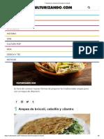 7 Deliciosas Maneras de Preparar Arepas