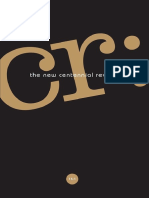 New Centennial Review New Centennial Review Volume 15 Number 1 Spring 2015 Special Issue on Derrida and French Hegelianism 1