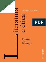 Literatura e Ética Diana Klinger