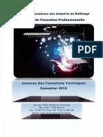 Cfp Stir Catalogue 2018 PDF
